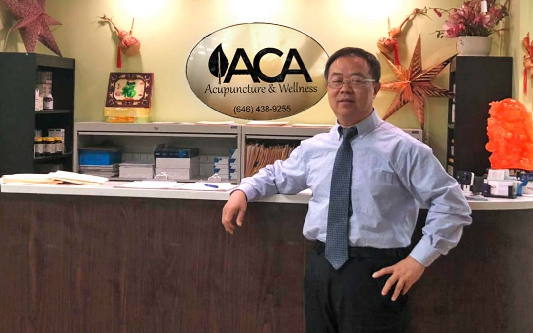 Meet ACA Acupuncture and Wellness – President and CEO, Dr. Liu